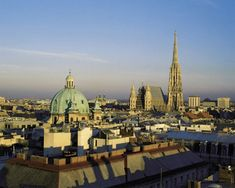 Vienna, Austria, I can't believe I was there, such an enchanting place.