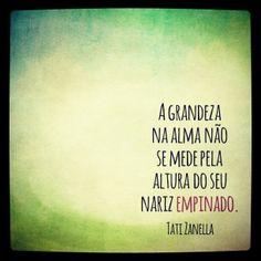 :) ;)-Tati Zanella