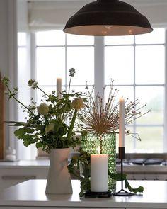 Instagram media by designnestcph - | Cosy in the summer rain... | . . #sommerhushygge ##summerhouse #friskeblomster #blumen #freshflowers #blomster #hyggetid #sterinlys #candles #kitchencountertops #kitchen #kitchendetails #kitchendecor #boligmagasinet #mynordicroom #skandinaviskehjem #houseandhome #homeliving #homedetails #vtwonen #solebich #stilleben #nordicliving #nordichome #scandinavianstyle #scandinavischwonen #scandinavianhome #mithjem #interiorlovers #industrialliving
