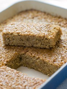 Maple-Brown Sugar Oatmeal Breakfast Bars – Page 2 – Incredible Recipes