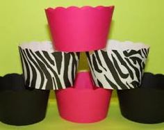 Pink & Black Wrappers - Cozies