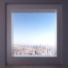 the 1% tallest real estate porn Rafael Viñoly New York City 432 Park Avenue