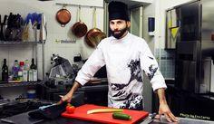 Chef Dalicandro, il personal chef e le sue caratteristiche Food Marketing, Personal Chef, Batman, Superhero, Character, Lettering