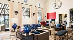 """The """"Grey's Anatomy"""" star and her husband, music producer Chris Ivery, not only welcomed their second daughter, Sienna May, earlier this fall, but they are now unveiling their Los Angeles home's transformation for Architectural Digest."""