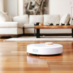 Xiaomi Robot Vacuum #style #cleaner #robot #embitted #xiaomi #life #wishlist