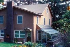 A Real 'Green' House: No Heating Bill for 25 Years - BetterHomestead