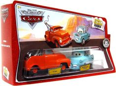 Disney / Pixar CARS Movie 155 Die Cast Story Tellers Collection 2Pack Bubba & Brand New Mater by Mattel. $199.99. The World of Cars. Disney Pixar. Storytellers Collection. Bubba and Brand New Mater