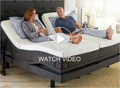 S-Cape Adjustable Bed Mattress