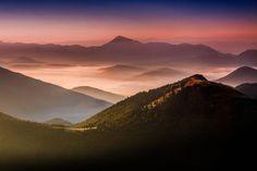 First Light - Velky Rozsutec, Mala Fatra Mountains, Slovakia