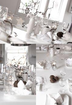 Één van de leukste dingen van kerst? Het kerstdiner! Een bijzonder moment, waarbij een prachtig gedekte tafel niet mag ontbreken. Ideeën voor de kersttafel van je dromen.