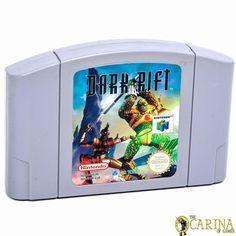 Dark Rift (Nintendo for sale online Nintendo 64 Games, Nintendo Consoles, Motion Capture, Game Sales, Video Game Console, Retro, 3 D, Sci Fi, Ebay