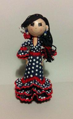Nos encargaron una flamenca como regalo de boda para una amiga