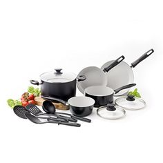 BergHOFF Arosa 12-Piece Stainless Steel Cookware Set