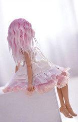 (4arllin) Tags: bjd minifee mnf celine doll alpaca wig fairyland moe tan 4arllin