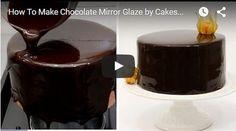 Chocolate Mirror Glaze,Chocolate, Glaze Récipe, Amazing cake, mirror glaze cake, cake glaze, how to make a mirror cake, Marble cake,chocolate cake,chocolate cover cake,cake decorating,perfect cake,cake decorating,chocolate shiny cake,