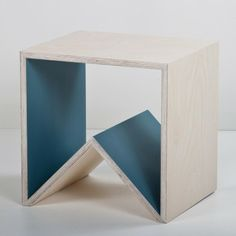 Table - bleu by Mullernkontor