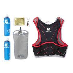 S-LAB ADV SKIN HYDRO 5 SET - Backpacks - Bags & packs - Trail Running - Salomon Australia