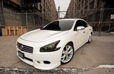 2009  Nissan Maxima  picture, mods, upgrades
