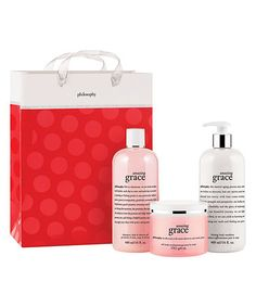 Look what I found on #zulily! Amazing Grace Soft and Scented Fragrance Trio #zulilyfinds