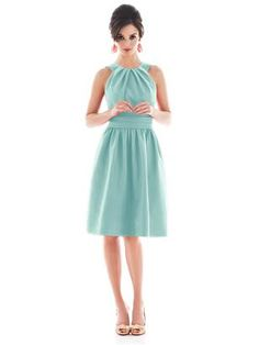 Alfred Sung Style D492 http://www.dessy.com/dresses/bridesmaid/d492/