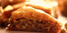 Authentic Greek Baklava Recipe