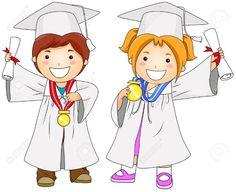 dibujos de niños graduados a color - Buscar con Google