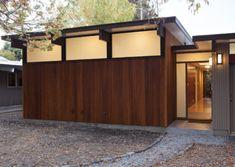 Projects | Klopf Architecture Atrium, Modern Exterior, Interior And Exterior, Exterior Homes, Interior Design, Exterior Colors, Residential Architecture, Modern Architecture, Architecture Photo
