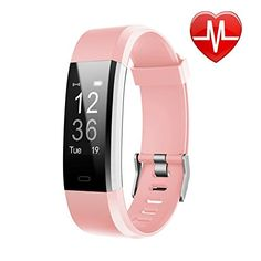LETSCOM Fitness Tracker HR, Activity Tracker Watch with Heart Rate Monitor, Waterproof Smart Bracelet with Step Counter, Calorie Counter, Pedometer Watch for Kids Women and Men Fitness Tracker Activity Tracker Watch, Fitness Activity Tracker, Fitness Activities, Fitness Tracker, Remote Camera, Calorie Counter, Smart Bracelet, Watches For Men