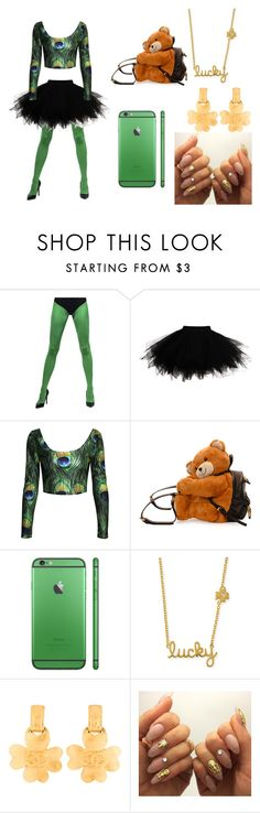 """Forever and Always"" by arialpayne ❤ liked on Polyvore featuring Moschino, Sydney Evan, Chanel, women's clothing, women, female, woman, misses and juniors"
