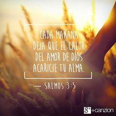Nuestro Padre Eterno nunca deja de estar al pendiente de nosotros. «Me acosté y dormí, pero me desperté a salvo, porque el Señor me cuidaba». — Salmo 3:5