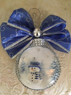 New this year 3d ornaments, 100mm shatterproof. Found on ebay by Lila George Personalized Photo Ornaments, Beautiful Gifts, Gift Ideas, 3d, Handmade Gifts, Ebay, Kid Craft Gifts, Craft Gifts, Diy Gifts