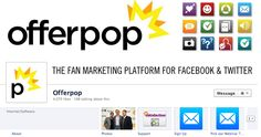 Offerpop.    For running legal promotions on facebook and twitter that won't cost you the risk of loosing your facebook business site!@http://howtousetwitterfordummies.com/