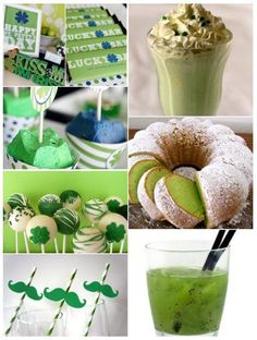 st patrick's day food ideas - Google Search