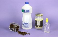 Receita de repelente caseiro natural e barato para espantar os mosquitos!