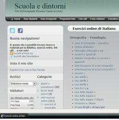 http://rossanaweb.altervista.org/blog/area-studenti/esercizi-online/esercizi-online-di-italiano/