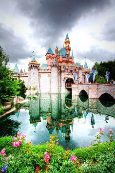 Sleeping Beauty's Castle - Disneyland