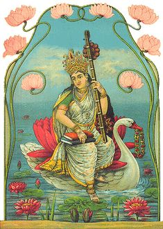 #Saraswati and the Goodness of Learning