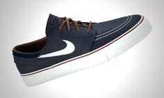 merging boat shoes and skateboarding into one.