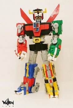 Voltron | Flickr - Photo Sharing!