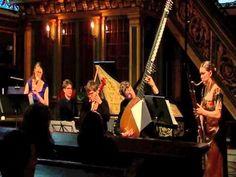 Antonio Vivaldi, Sonata A minor for recorder, bassoon and b.c, RV 86 Tyska kyrkan, Stockholm, Sweden (May 2011).  Recorder - Jana Langenbruch Baroque bassoon - Nina Grigorjeva Baroque cello- Jenny Lierud Theorbo - Jonas Nordberg Harpsicord - Marcus Mohlin