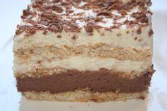 עוגת ביסקוויטים - תבשילים וחלומות - מרגישים בבית