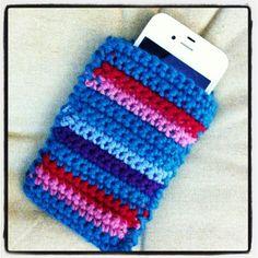 Berretti e non solo... #Pinvolve #phonecase #crochet #wool