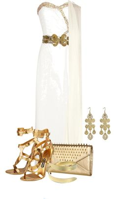 """Grecian Goddess Contest"" by brendariley-1 on Polyvore"