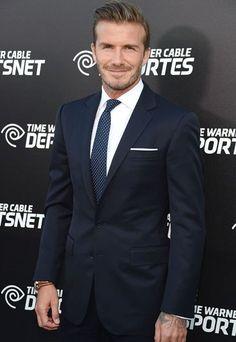 David Beckham. You're beautiful and I love you.