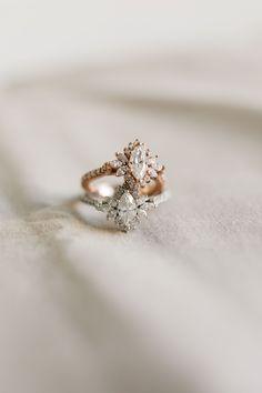 Birdy | 8x4mm Moissanite | #whitegold #rosegold #marquise Halo Diamond Engagement Ring, Diamond Rings, Engagement Rings, Marquise Cut Diamond, Diamond Cuts, Wedding Sets, Wedding Rings, Olive Avenue Jewelry, Affordable Rings