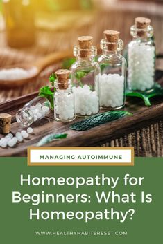 Learn about this system of medicine gaining popularity in the US. #whatishomeopathy #naturalremedies #homeopathyforbeginners #homeopathy101