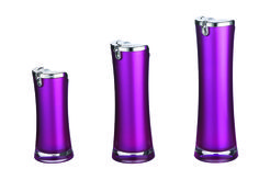Violet perfume bottle in different size www.ideagroupigm.com