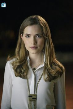 Willa Fitzgerald as Emma Duvall