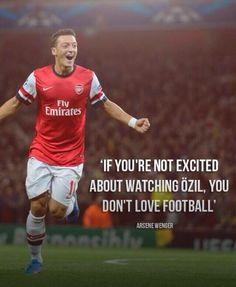 Mesut Özil, Arsenal London