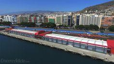 Puerto de Santa Cruz de Tenerife compite con los mejores puertos de cruceros9…